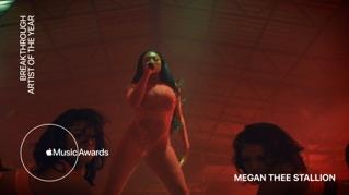 Apple Music Awards 2020: Sneak Peek
