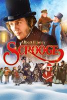 Ronald Neame - Scrooge artwork