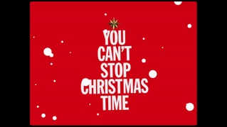 Can't Stop Christmas (Official Lyric Video)