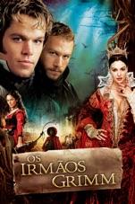 Capa do filme Os Irmãos Grimm