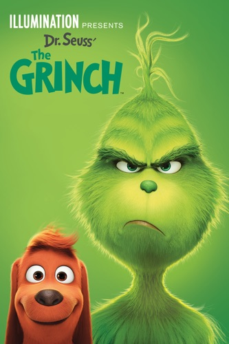 Illumination Presents: Dr. Seuss' The Grinch movie poster