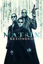 Capa do filme The Matrix Reloaded
