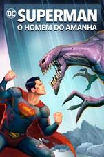 Capa do filme DCU Superman: O Homem do Amanhã