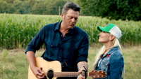 Blake Shelton - Happy Anywhere (feat. Gwen Stefani) artwork