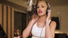 Here This Christmas - Gwen Stefani Cover Art