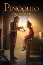 Capa do filme Pinóquio