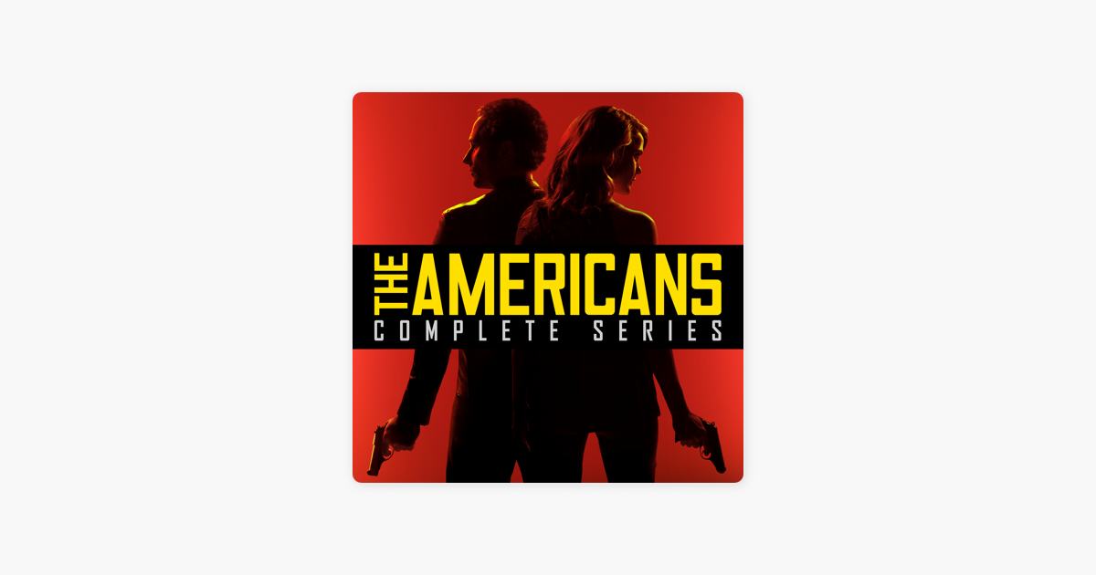 The Americans, The Complete Series on iTunes