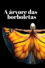 Capa do filme A árvore das borboletas