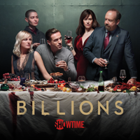 Billions - The Wrong Maria Gonzalez artwork