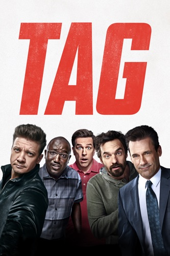 Tag (2018) movie poster