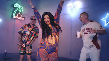 Cardi B, Bad Bunny & J Balvin I Like It music review