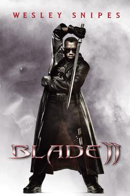 Guillermo del Toro - Blade II Grafik