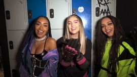 Confetti (feat. Saweetie) Little Mix Pop Music Video 2021 New Songs Albums Artists Singles Videos Musicians Remixes Image