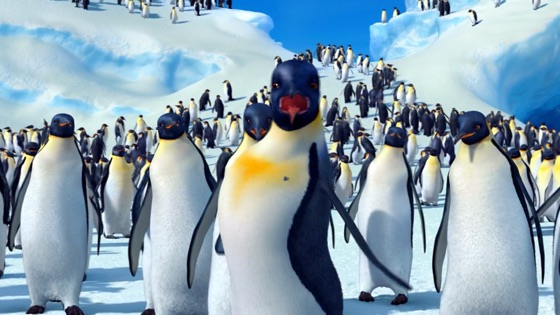 lovelace happy feet