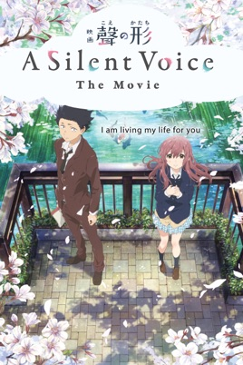 a silent voice on itunes