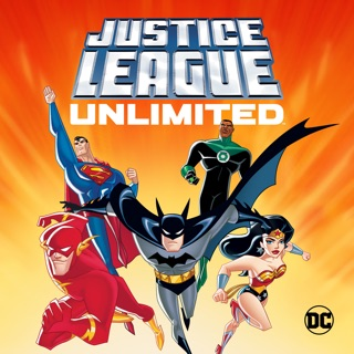 Justice League Unlimited: The Complete Series on iTunes