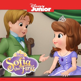 ‎Sofia the First, Fun & Games with Sofia and James