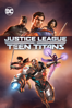 Sam Liu - Justice League vs. Teen Titans  artwork