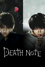 Capa do filme Death Note