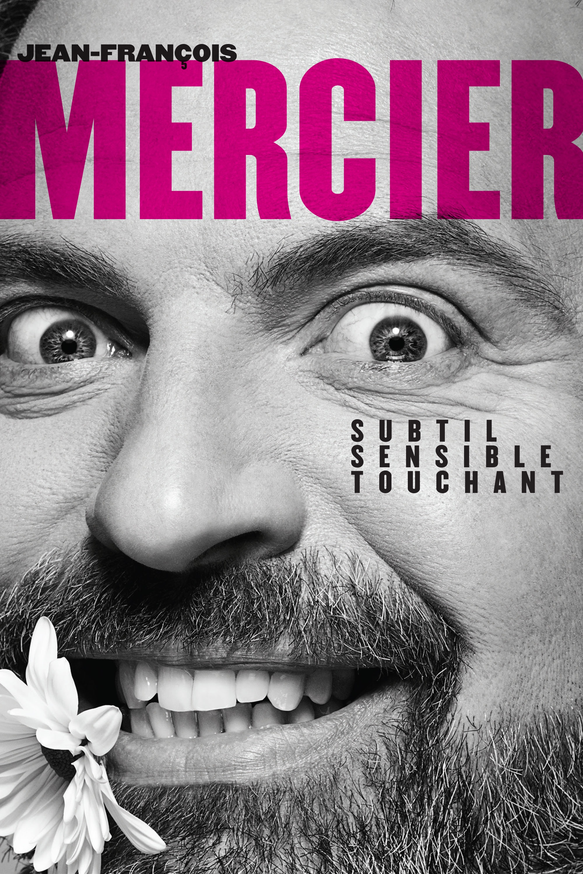 Jean-François Mercier – Subtil, sensible, touchant (DVD)
