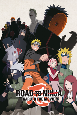 Hayato Date - Road to Ninja - Naruto the Movie Grafik