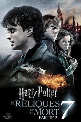 David Yates - Harry Potter et les Reliques de la Mort - Partie 2 illustration