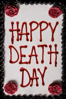Christopher Landon - Happy Death Day  artwork
