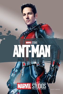 Peyton Reed - Ant-Man  artwork
