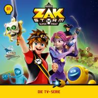 Zak Storm - Zak Storm, Staffel 1 artwork