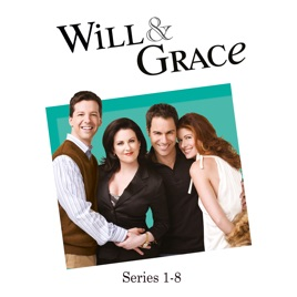 ‎Will & Grace, Series 1 - 8