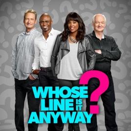 List of Whose Line Is It Anyway? (American TV series ...