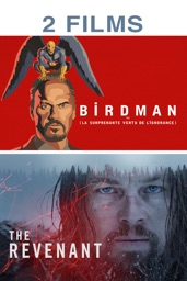 Birdman / The Revenant - 2 Films