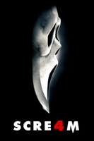 Wes Craven - Scream 4 artwork