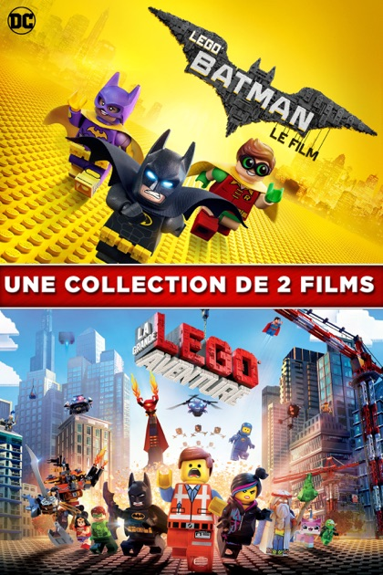 LEGO - 2 Film Collection - A Film Collection on iTunes