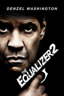 Antoine Fuqua - The Equalizer 2  artwork