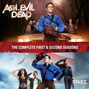 Ash Vs. Evil Dead, Seasons 1 & 2