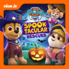 PAW Patrol - Pup Save the Trick-or-Treaters/Pups Save an Out-of-Control Mini Patrol artwork