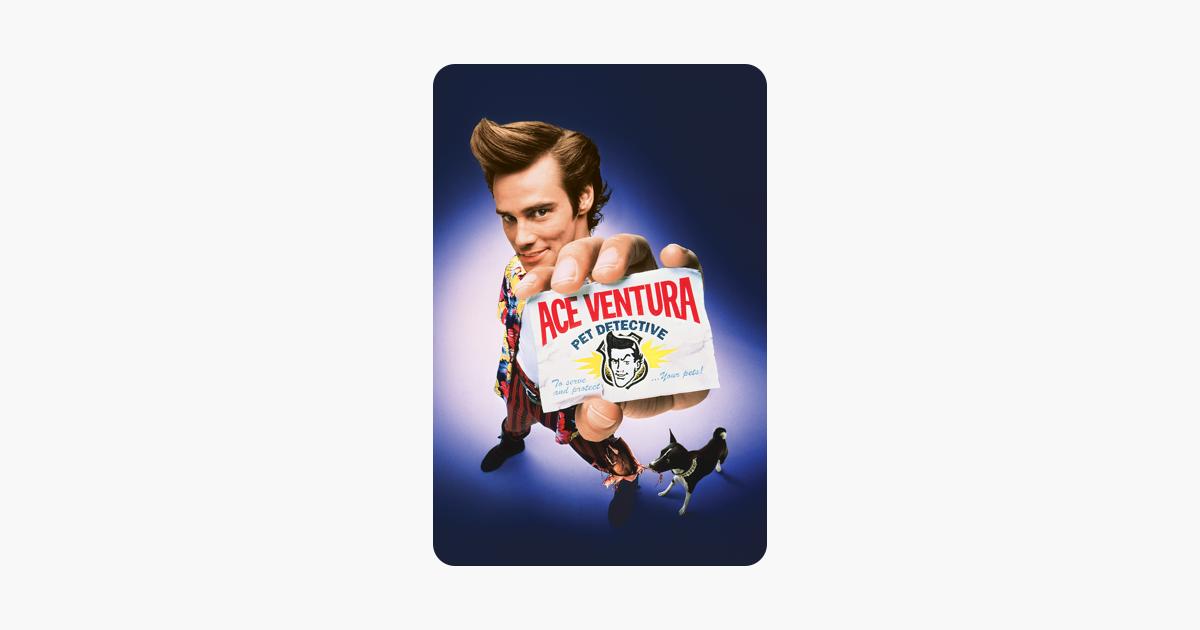 ace ventura movie free