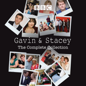 Gavin and Stacey, The Complete Collection - Gavin and Stacey Cover Art