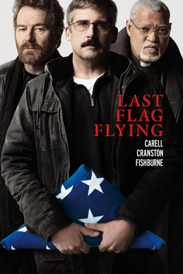 Richard Linklater - Last Flag Flying  artwork