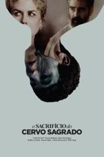 Capa do filme O Sacrifício do cervo sagrado
