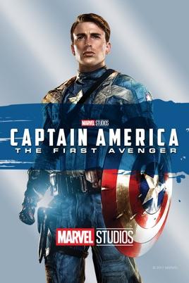 Captain America  The First Avenger on iTunes 97b524b52dec