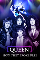 Jordan Hill - Queen: How They Broke Free artwork
