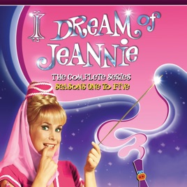 220d32a3f I Dream of Jeannie: The Complete Series on iTunes