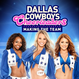 3aadc948381e5 Dallas Cowboys Cheerleaders  Making the Team