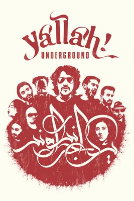 Farid Eslam - Yallah! Underground illustration