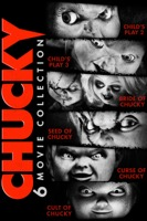 Chucky 6 Movie Collection (iTunes)