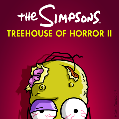 The Simpsons: Treehouse of Horror Collection II - The Simpsons