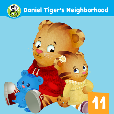 Daniel Tiger's Neighborhood, Vol. 11 HD Download
