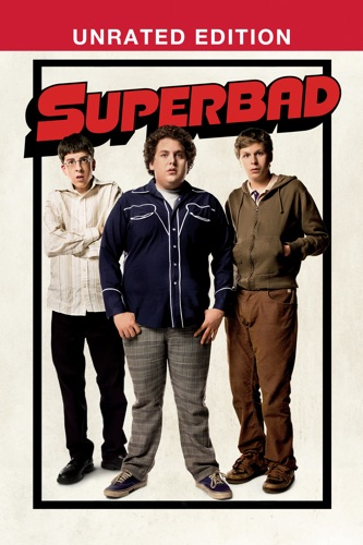 Superbad (Unrated) poster